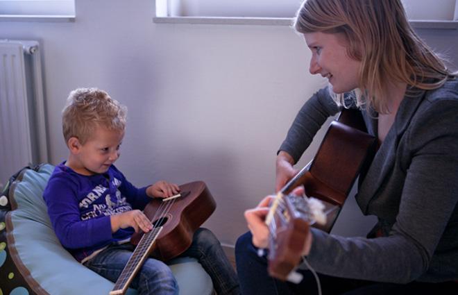 Muzizo Muziektherapie Nijmegen